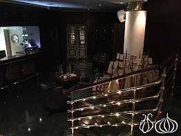 Hotel Le Royal Dbayeh: The Titanic Piano Bar
