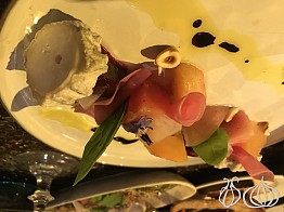Alcazar: A Beautiful French Restaurant Serves Excellent Food!