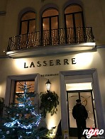 Laserre: When You Feel Transported during Dinner...