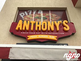 Anthony's Diner Halat: Good Quality Sandwiches!
