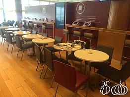 Paris Charles de Gaulle, Terminal E-L Business Lounge