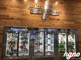 Juice Generation: The Trending Acai Bowls