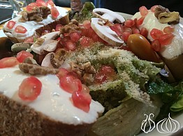 Sandwiched... Bewitched by a Sandwich and a Mouthwatering Dessert