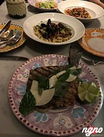 Santina: Loved the Vibes, Loved the Food