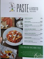 Ristorante Del Arte: A Restaurant for Tourists