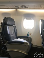 Delta Airlines During Internal Flights: A Great Experience