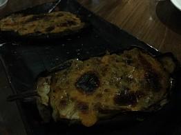 TSU: Smoky, Noisy, Dark... But Good Food