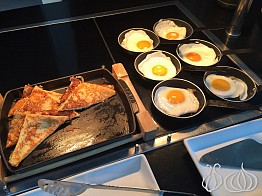 Recommended: Breakfast at Heathrow's Hilton, London