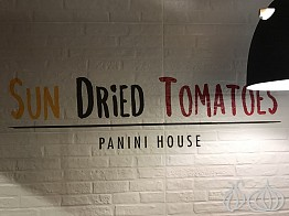Sun Dried Tomatoes: Panini and Bruschetta in Achrafieh