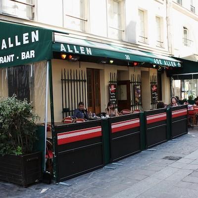 Restaurant Joe Allen Paris