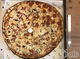 Don Baker: The 60 Centimeter Pizza!