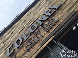 Colonel: A Microbrewery with Five Choices of Beer