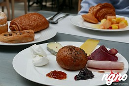 La Petite Table: A Soothing and Enjoyable Breakfast