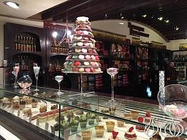 Chocolat Bucharest: A Smokey Space for Desserts