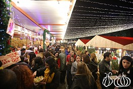 Thank You For An Amazing Christmas Market In Naccach!