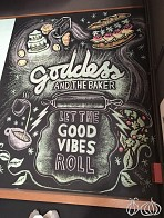 Goddess and The Baker: Coffee and More