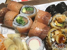 Dardenia: Fast Casual Japanese in Istanbul