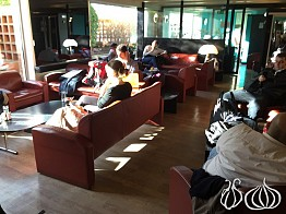 Not Recommended: The Icare Lounge, Paris Charles de Gaulle, Terminal 1