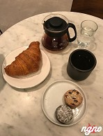 Black Fox Coffee Shop: A Coup de Coeur in New York City