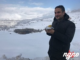 Winter in Lebanon: As Not Seen on TV