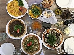 Shams el Balad: Fresh and Organic in Amman