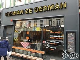 Herman Ze German: Real Sausages in London