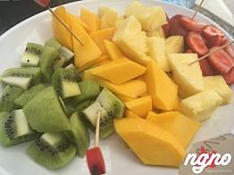 Hotel Colibri Baabdat: A Great Breakfast!
