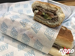 Snack El Awadem: Impressive and Amazing Sandwiches!