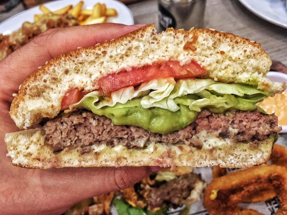 Gourmet Burger Kitchen Dubai