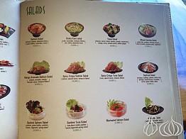 Osaka, Sushi Lounge: A Step Forward in Oriental Innovation