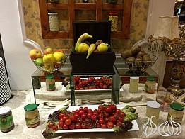Breakfast at Phoenicia Grand Hotel Bucharest
