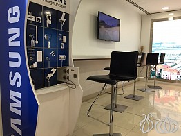 Beirut Lounge for Non-Skyteam Airlines Travelers