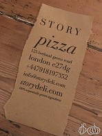 Story Deli: The Pizza with a Soul