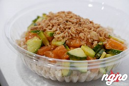 Poke Green: Genuine Poke Bowls and Sushi Burritos
