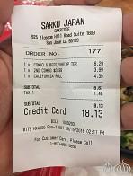Sarku: Good Japanese Food in San Jose