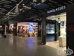 Schiphol Airport: The International Concourse