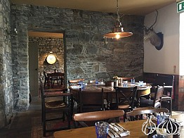 Copper Dog Restaurant at The Craigellachie Hotel, Scotland
