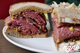 Marky's: Real Burgers, Canadian Poutine and Amazing Smoked Meat!
