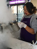 Creams & Dreams: The Nitrogen Ice Cream