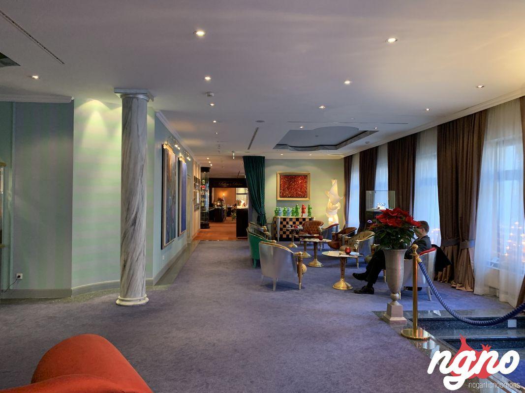 Hotel Bülow Palais