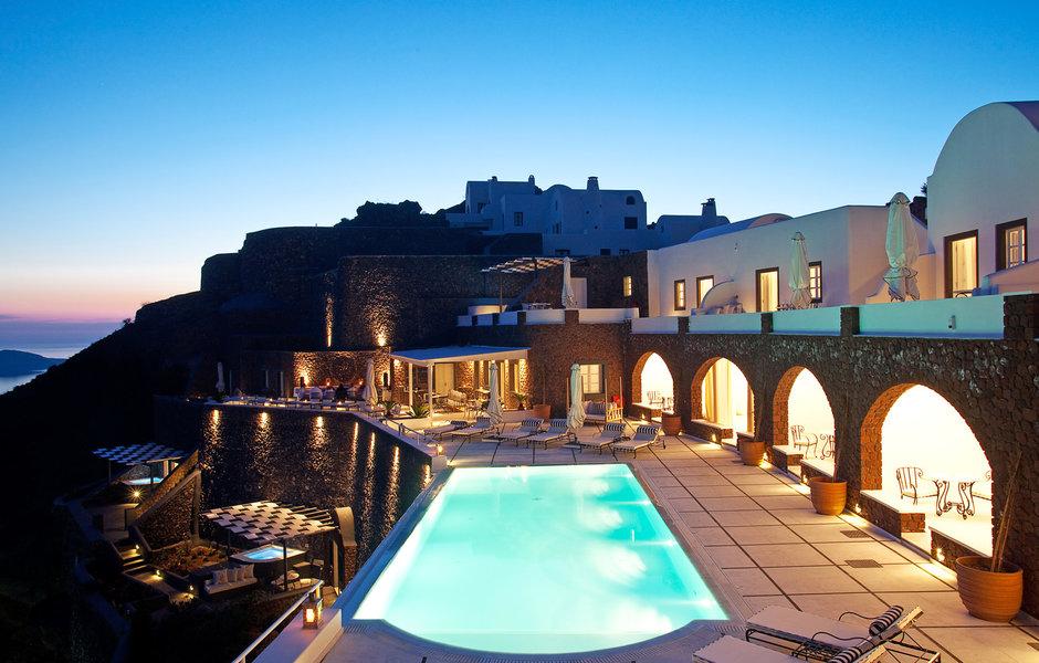 San Antonio Hotel, Imerovigli, Santorini