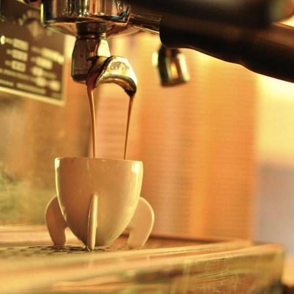 The Rocket Espresso Cup Nogarlicnoonions Restaurant