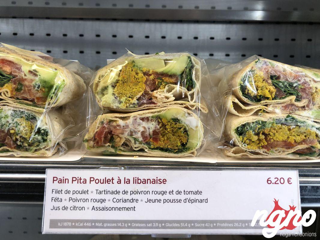Pret A Manger, Paris
