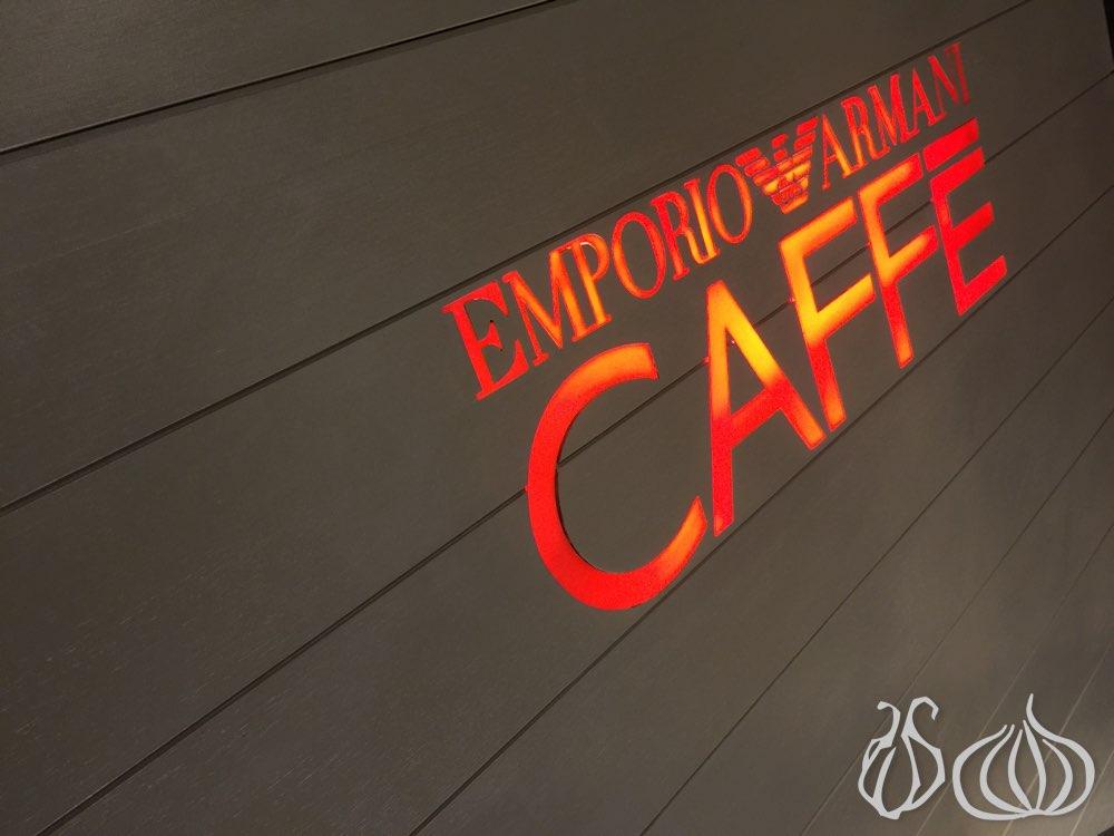 Armani Cafe, Paris