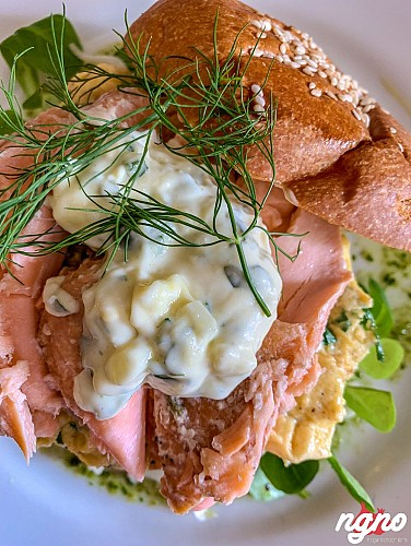 The Hardware Société Paris: When Food Has Another Meaning! The Lobster Benedict Rocks