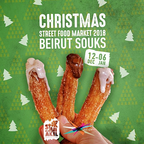 A Month of Endless Fun and Festivities: Souk el Akel Celebrates Christmas