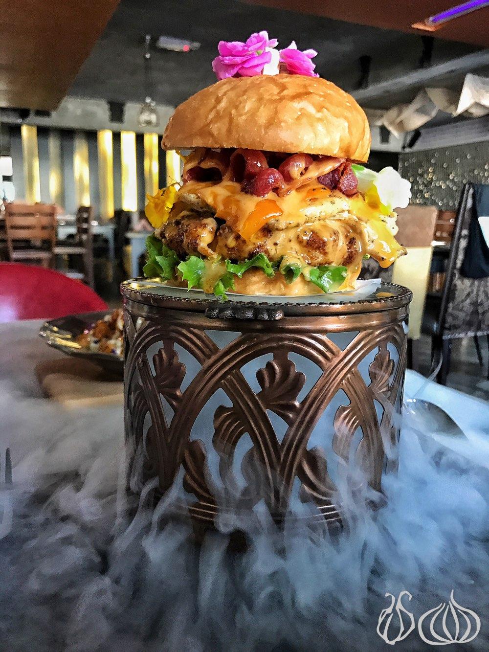 Graffiti Burger Bar