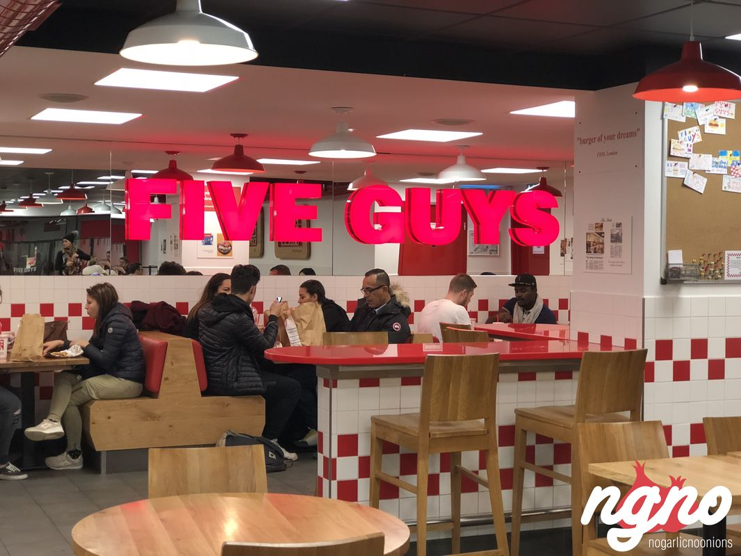 Five Guys Paris