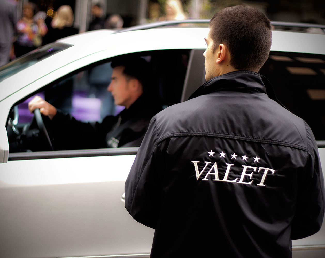 Valet Parking Restaurant