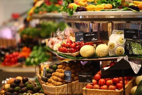 Lafayette Gourmet, Dubai